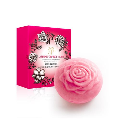 玫瑰香水香皂 140g (共五款)