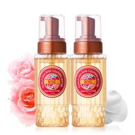 大馬士革玫瑰氨基酸淨白洗卸二用慕絲 250mlX2入