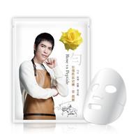 玫瑰胜肽幼嫩‧金 面膜(勻)