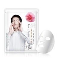 玫瑰胜肽幼嫩‧金 面膜(細)